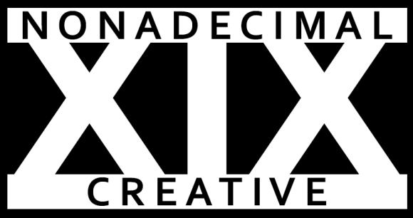 Nonadecimal Creative Logo