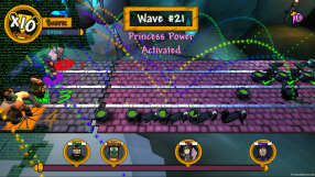 Gameplay (Princess Power)
